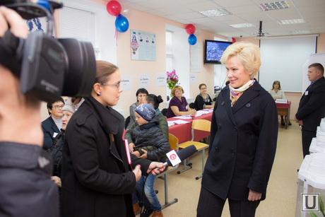 Выборы губернатора Тюменской области. Нижневартовск., интервью, выборы, бадина алла