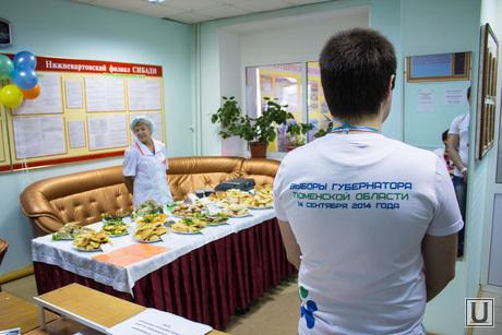 Выборы губернатора Тюменской области. Нижневартовск., выборы, избирательная