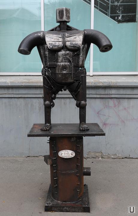 Скульптура. Челябинск., скульптура, арт, венер