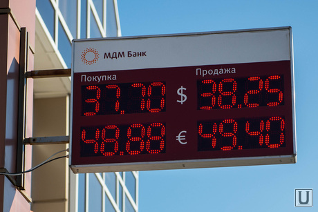 Курсы валют. Екатеринбург, курсы обмена валют, мдм банк