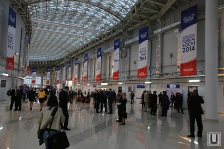 Сочинский экономический форум-2014 день первый