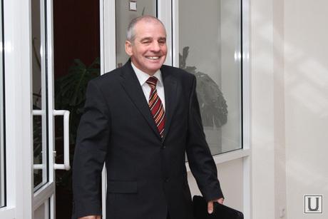 Комиссия по выборам сити- менеджера Курган, лузин владимир
