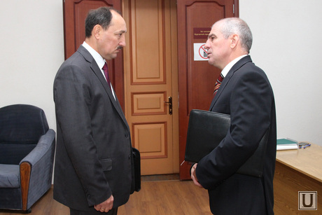Комиссия по выборам сити- менеджера Курган, оппоненты, поршань лузин