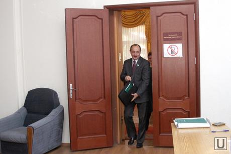 Комиссия по выборам сити- менеджера Курган, поршань выходит