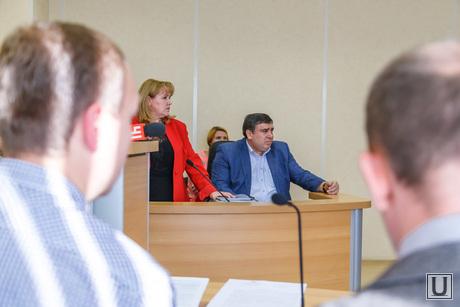 Заседание Арбитражного суда по Основинскому парку. Екатеринбург