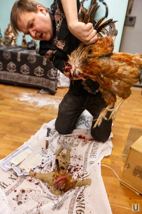 Антон Симаков. Ритуал уничтожения Порошенко с жертвоприношением