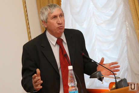 Публичные слушания проекта областного бюджета Курган, дмитриев павел