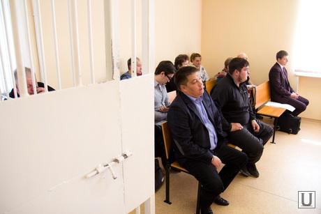 Суд Никандров. Нижневартовск. , решетка, зал суда