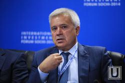 Глава Лукойлу Вагіт Алекперов
