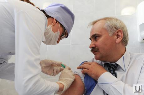 Прививки от гриппа кабмин. Челябинск., щетинин виталий
