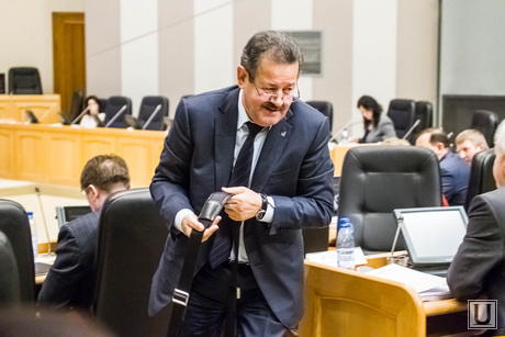 Комиссия по бюджету - 2015. Гордума. Тюмень