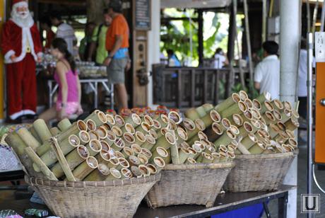 Таиланд, тростник