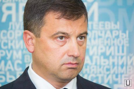 Пресс-подход по нефтням налогам. Ханты-Мансийск., молодцов кирилл