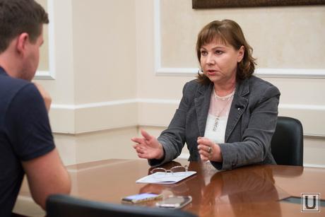 Галина Кулаченко, интервью. Екатеринбург