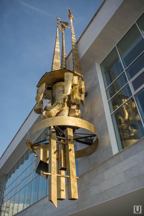 Театр Юного Зрителя после реконструкции. Екатеринбург, золотая маска, тюз, театр юного зрителя