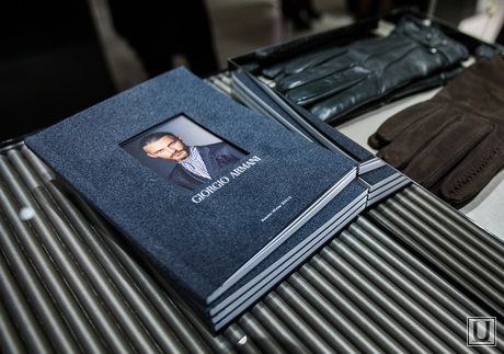 Открытие бутика Giorgio Armani в Покровском пассаже. Екатеринбург, giorgio armani, джорджио армани