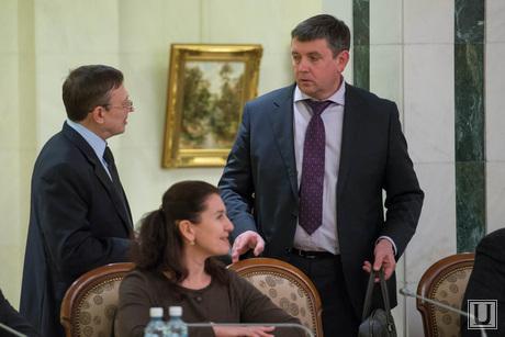 Совет по инвестициям в резиденции губернатора СО. Екатеринбург, кокшаров виктор