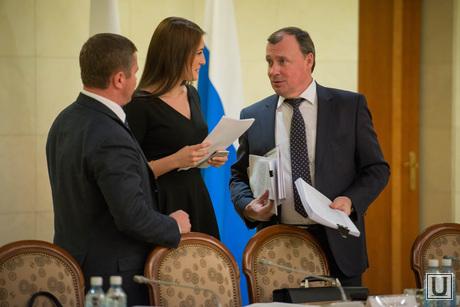 Совет по инвестициям в резиденции губернатора СО. Екатеринбург, орлов алексей