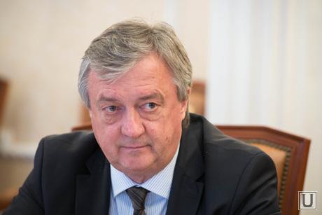 Австрийские сыроделы в правительстве СО. Екатеринбург