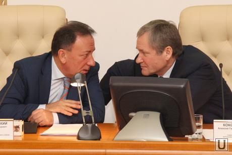 Подписание соглашения о взаимодействии с Зерновым Союзом Курган, злочевский кокорин