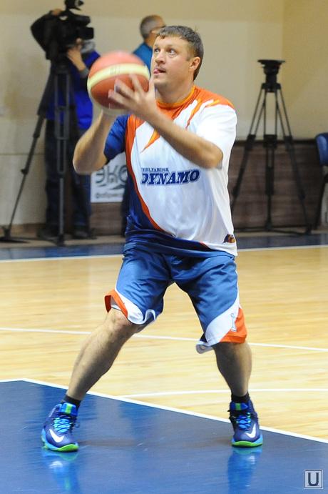 Баскетбол. Челябинск, сандаков николай