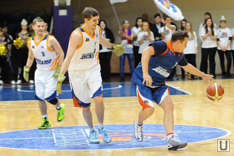 Баскетбол. Челябинск, пашин виталий