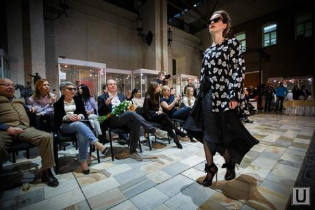 Показ новой коллекции модного дома СОЛО-дизайн