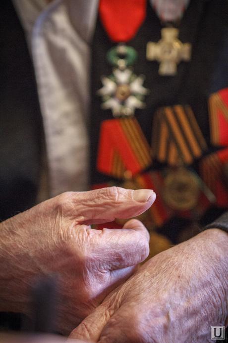 Кавалер французского Ордена Почётного легиона Николай Васенин, французский орден почетного легиона, ордена, медали