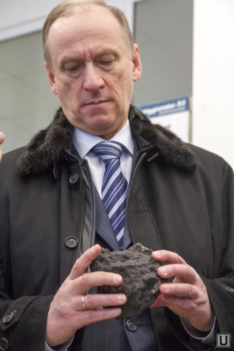 Как Патрушев в УрФУ с метеоритом повстречался, патрушев николай, глава совета безопасности рф, метеорит