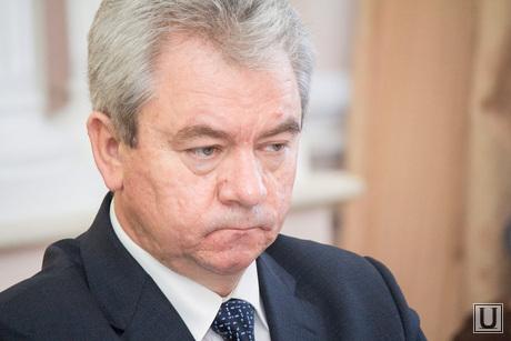 Заседание Правительства ХМАО. Ханты-Мансийск., платонов евгений