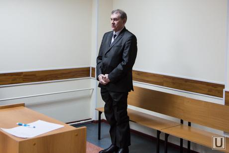 Суд по делу экс-чиновника Александра Горбаня