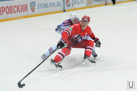 Автомобилист - СКА матч 11.12.2014