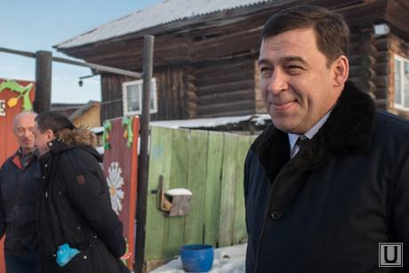 Рабочая поездка губернатора СО в Талицу, куйвашев евгений