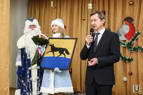 открытие детского сада Снегирёк