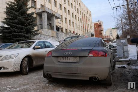 Суд по делу Лошагина. Екатеринбург