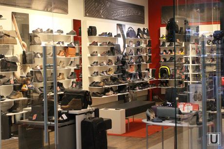 Магазины Кургана, обувь, ecco