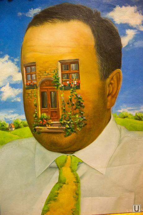 Выставка Никаса Сафронова. Ханты-Мансийск., картины никаса сафронова
