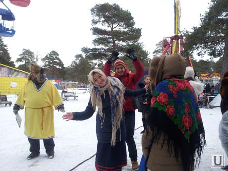 Зимнее солнцестояние, парк Гагарина, Челябинск, огненное колесо обозрения, парк гагарина, праздник зима