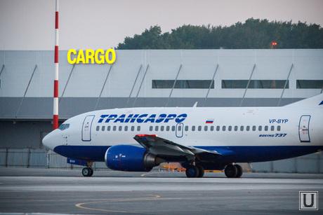 Очередной споттинг в Кольцово. Екатеринбург, самолет, трансаэро, грузовой терминал