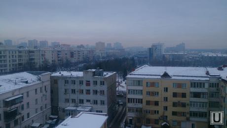 Смог в Челябинске, смог