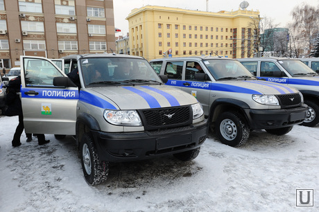 Полиция. Челябинск., полиция, уаз, авто