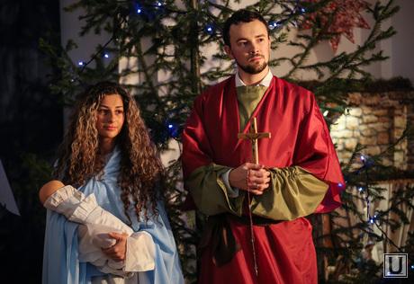 Католическое рождество. Сургут