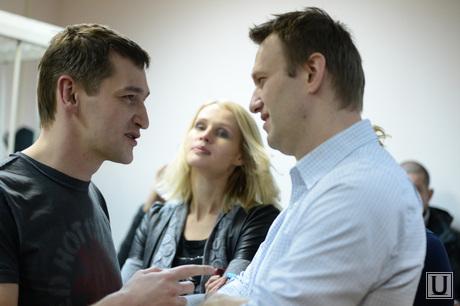 Приговор Олегу и Алексею Навальным дело Ив Роше