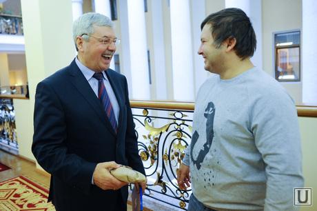 Подарки випам от ура.ру. Челябинск., леонов сергей, мякуш владимир
