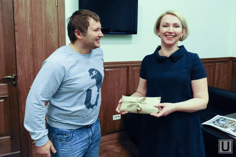 Подарки випам от ура.ру. Челябинск., леонов сергей, гехт ирина