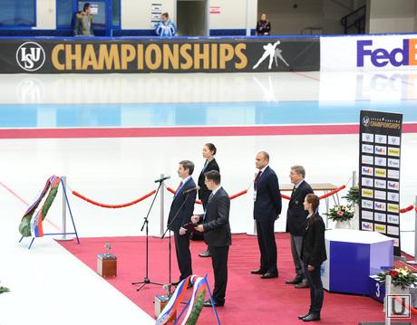Чемпионат Европы по конькобежному спорту. Челябинск, редин евгений