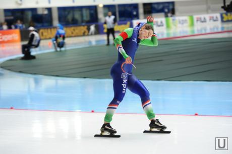 Чемпионат Европы по конькобежному спорту. Челябинск