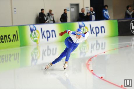 Чемпионат Европы по конькобежному спорту. Челябинск, юсков денис