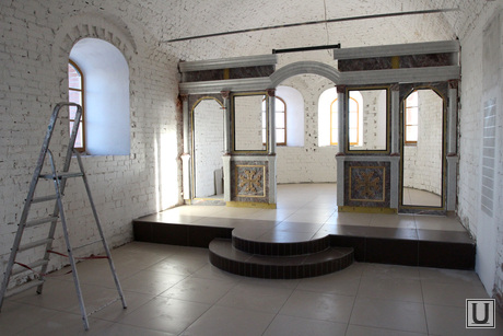 Богоявленский храм Курган, богоявленский храм