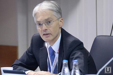 Гайдаровский форум 2015. Москва, орр гордон